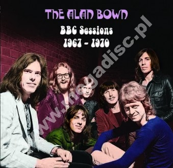 THE ALAN BOWN - BBC Sessions 1967-1970 - EU Atos Press - POSŁUCHAJ