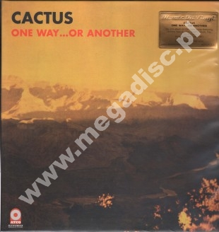 CACTUS - One Way ...Or Another - Music On Vinyl 180g Press - POSŁUCHAJ