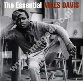 MILES DAVIS - Essential (2LP) - US Press