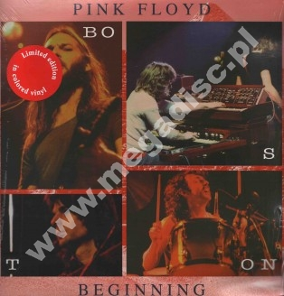 PINK FLOYD - Boston Music Hall 14 March 1973 - Live (3LP) - EU Rare Limited Press