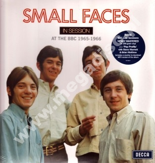 SMALL FACES - In Session At The BBC 1965-1966 - EU RSD Record Store Day 180g Press