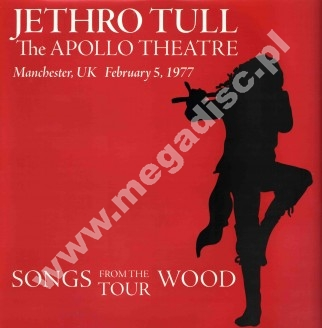 JETHRO TULL - Apollo Theatre, Manchester, UK February 5, 1977 - Songs From The Wood Tour (2LP) - NZ Press - POSŁUCHAJ