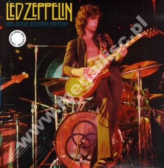 LED ZEPPELIN - Does Anyone Remember Hampton? - Live 1971 - SPA Limited Press - POSŁUCHAJ