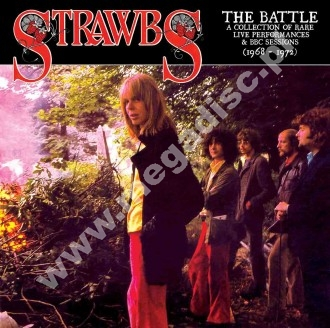 STRAWBS - The Battle - A Collection Of Rare Live Performances & BBC Sessions (1968-1972) 2LP - FRA Verne LIMITED Press - POSŁUCHAJ