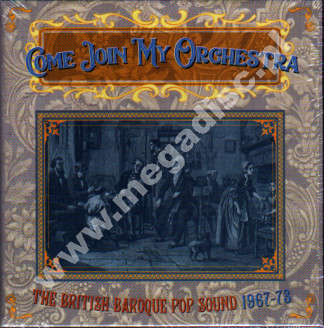 VARIOUS ARTISTS - Come Join My Orchestra - British Baroque Pop Sound 1967-73 (3CD) - UK Grapefruit