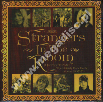 VARIOUS ARTISTS - Strangers In The Room - A Journey Through The British Folk-Rock Scene 1967-73 (3CD) - UK Grapefruit