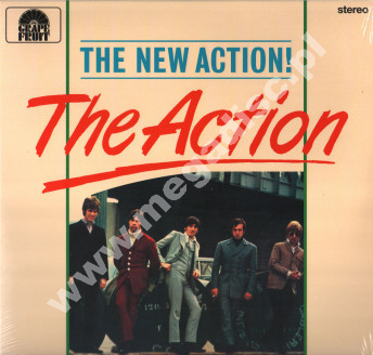 ACTION - New Action! - UK Grapefruit Limited Press