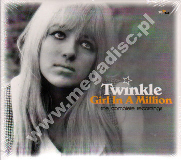 TWINKLE - Girl In A Million - Complete Recordings (2CD) - UK RPM - POSŁUCHAJ