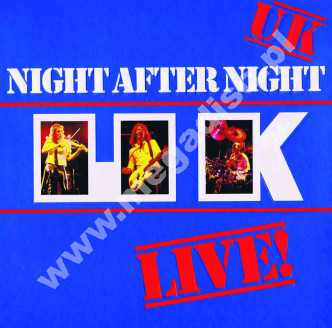 U.K. - Night After Night - Live! +4 - EU Eclipse Remastered Expanded Edition - POSŁUCHAJ