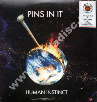 HUMAN INSTINCT - Pins In It (2LP) - UK Sunbeam Press - POSŁUCHAJ