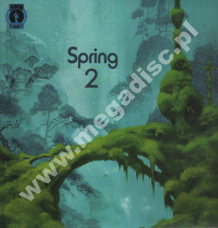 SPRING - Spring 2 - Unreleased 1972 Album - EU Press - POSŁUCHAJ