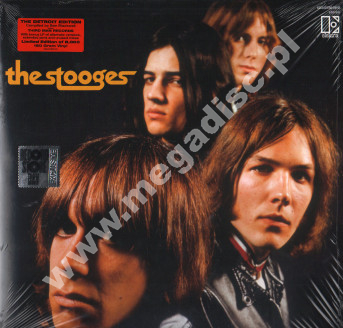 STOOGES - Stooges (2LP) - EU Elektra RSD Record Store Day 2018 Press - POSŁUCHAJ