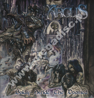 ARGUS - Boldly Stride The Doomed (2LP) - ITA Limited Press - POSŁUCHAJ