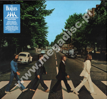 BEATLES - Abbey Road - 3LP Anniversary Edition - POSŁUCHAJ