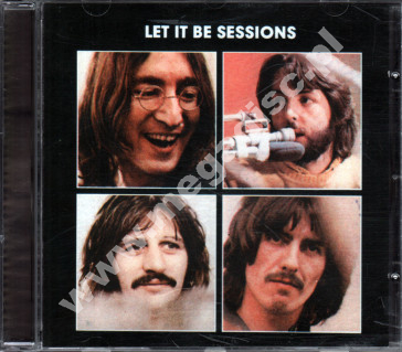 BEATLES - Let It Be Sessions - EU Edition