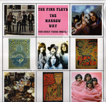 PINK FLOYD - Narrow Way [The Early Years 1968-69]