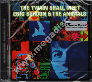 ERIC BURDON & THE ANIMALS - Twain Shall Meet - EU Music On CD Edition - POSŁUCHAJ