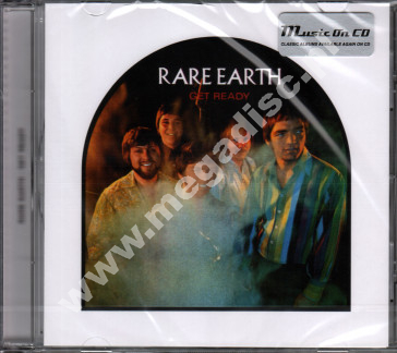 RARE EARTH - Get Ready - EU Music On CD Edition - POSŁUCHAJ