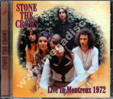 STONE THE CROWS - Live In Montreux 1972 - UK Angel Air Edition - POSŁUCHAJ