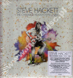 STEVE HACKETT - Charisma Years 1975-1983 (11 LP) - EU Press