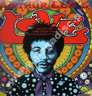 ARTHUR LEE & LOVE - Highlights From Coming Through To You: Live Recordings 1970-2004 (2LP) - US Record Store Day 2018 Remastered Limited Press