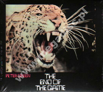 PETER GREEN - End Of The Game +4 - UK Esoteric Expanded Edition - POSŁUCHAJ