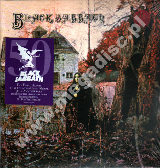 BLACK SABBATH - Black Sabbath - UK 180g Press - POSŁUCHAJ