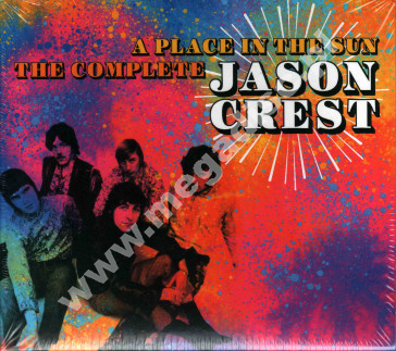 JASON CREST - A Place In The Sun - Complete Jason Crest (2CD) - UK Grapefruit - POSŁUCHAJ