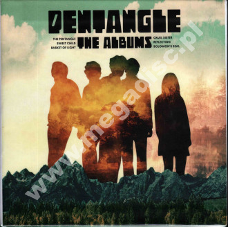 PENTANGLE - Albums (7CD) - UK Cherry Red Remastered Expanded Edition - POSŁUCHAJ