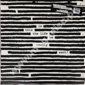 ROGER WATERS - Is This The Life We Really Want? (2LP) - EU 1st Press - POSŁUCHAJ