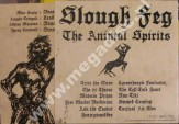 SLOUGH FEG - Animal Spirits + PODPISY!!! - ITA 1st Press - POSŁUCHAJ