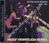 KEEF HARTLEY BAND - British Radio Sessions 1969-1971 - FRA On The Air - POSŁUCHAJ - VERY RARE