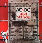 AC/DC - High Voltage (Australian Version) - EU Press