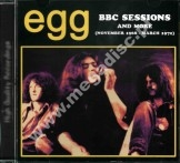 EGG - BBC Sessions And More (November 1968 - March 1972) - FRA On The Air - POSŁUCHAJ
