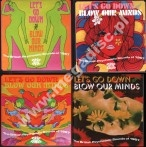 VARIOUS ARTISTS (UK psych) - Let's Go Down And Blow Our Minds: The British Psychedelic Sounds of 1967 (3CD) - UK Grapefruit