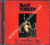 IRON MAIDEN - The Soundhouse Tapes And Rare Early Tracks 1978-1981 - SPA Top Gear Remastered - POSŁUCHAJ