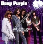 DEEP PURPLE - Live In Amsterdam August 1969 - EU Open Mind LIMITED