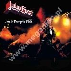 JUDAS PRIEST - Live In Memphis 1982 (2LP) - EU Dead Man Limited