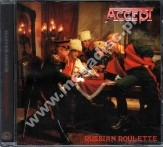ACCEPT - Russian Roulette - UK Hear No Evil Expanded Edition
