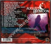AUGUST REDMOON - Heavy Metal U.S.A. - Complete Recordings - UK Hear No Evil - POSŁUCHAJ