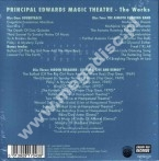 PRINCIPAL EDWARDS MAGIC THEATRE - Works 1969-1971 (3CD) - UK Cherry Red