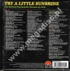 VARIOUS ARTISTS (UK psych) - Try A Little Sunshine - British Psychedelic Sounds Of 1969 (3CD) - UK Grapefruit