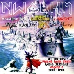 VARIOUS ARTISTS - NWOBHM (New Wave Of British Heavy Metal) At The BBC - 'Friday Rock Show' Volume 2 1980-1982 (2LP) - UK Maida Vale Press - POSŁUCHAJ