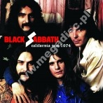 BLACK SABBATH - California Jam 1974 - EU Dead Man LIMITED Press - POSŁUCHAJ