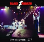 BLACK SABBATH - Live In Sweden 1977 - EU Dead Man LIMITED Press - POSŁUCHAJ