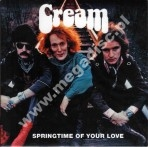 CREAM - Springtime Of Your Love - RARE LIMITED Card Sleeve - POSŁUCHAJ