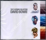 DAVID BOWIE - Platinum Collection (3CD)