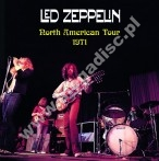 LED ZEPPELIN - North American Tour 1971 (2LP) - EU Open Mind LIMITED Press - POSŁUCHAJ