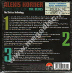 ALEXIS KORNER - Every Day I Have The Blues - Sixties Anthology (3CD) - UK Grapefruit Edition