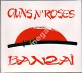 GUNS N' ROSES - Banzai (2CD) - ITA Edition - POSŁUCHAJ